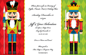 Product Image For Nutcrackers Digital Invitation