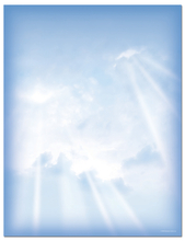 Product Image For Sunbeams with Blue Letterhead