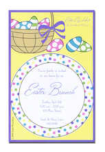 Product Image For Easter Placesetting