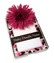 Product Image For Pink Camo Notepad