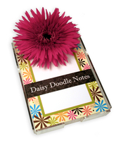 Product Image For Delightful Daisies Notepad
