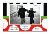 Product Image For Black Stripe Photocard