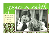 Product Image For Peace On Earth Photocard