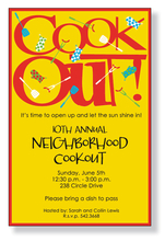 Product Image For Cook Out