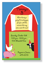 Product Image For Barnyard Birthday