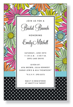 Product Image For Flower Mix Invitation