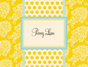 Product Image For Penny Lane Note Card