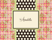 Product Image For Annabella Note Card