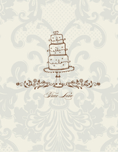 Product Image For Cut The Cake Note Card