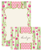 Product Image For Belle Stationery Set