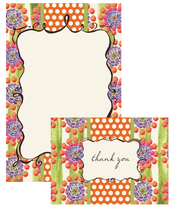 Product Image For Amber Stationery Set
