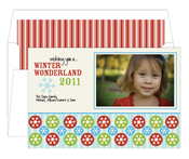 Product Image For Winter Wonderland Digital Photo Card