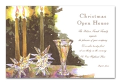Product Image For Crystal Stars Invitation