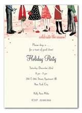 Product Image For Holiday Party Invitation