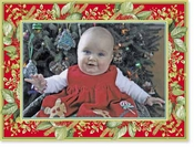 Product Image For Christmas Elegance Photo Card