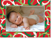 Product Image For Chrismtas Flourish Photo Card