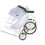 Product Image For Blue Pram