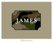 Product Image For Camo Tag Thank You
