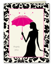 Product Image For Umbrella Love Note Card