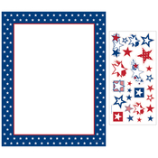 Product Image For American Stars Letterhead