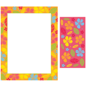Product Image For Hawiian Flowers Letterhead and Seals