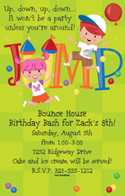 Product Image For Jump Kids Digital Invitation