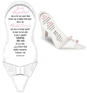 Product Image For White High Heel
