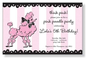 Product Image For Pink Poodle