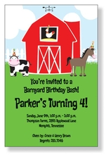 Product Image For Barnyard Party