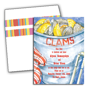 Product Image For Clambake Invitation