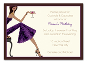 Product Image For Cocktail Chic Invitation