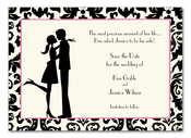 Product Image For Couple in Love Invitation