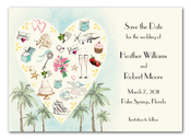 Product Image For Destination Style Invitation