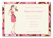 Product Image For Sixteen Candles Invitation