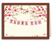 Product Image For Thank You Banner Thank You Note