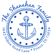 Product Image For Anchor Stamp