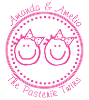 Product Image For Twin Girls Stamp