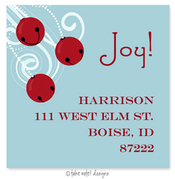 Product Image For Jingle Bells Address Label