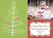 Product Image For Deck the Halls Digital Photo Card