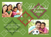 Product Image For Feliz Navidad Digital Photo Card