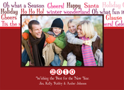 Product Image For Holiday Cheer Digital Photo Card