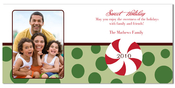 Product Image For Sweet Holiday Digital Photo Card