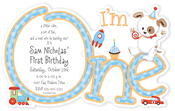 Product Image For I'm One Boy Die Cut