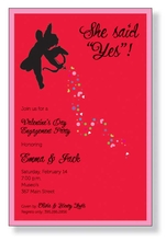 Product Image For Little Cupid Invitation