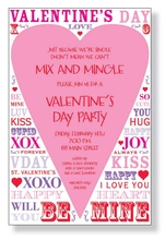 Product Image For Heart Speak Invitation