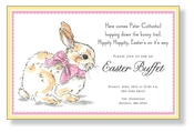 Product Image For Sweet Bunny Invitation