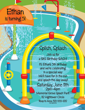 Product Image For Splash Pad Laser paper