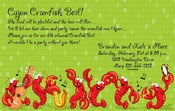 Product Image For Crawfish Fun Digital Invitation