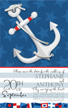 Product Image For Anchor Invitation
