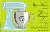 Product Image For Sweet Mixer Invitation